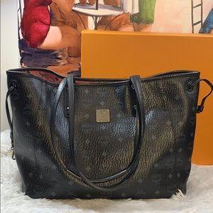 ❌SOLD❌MCM Reversible  Tote Bag